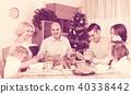 ครอบครัว,คริสต์มาส,คุณปู่ 40338442