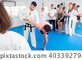 Coach, instructor, taekwondo 40339279