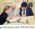 employees, financial, writing 40341581
