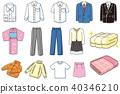 衣服 衣物 服裝 40346210