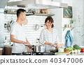ครัว,คู่สามีภรรยา,คู่ 40347006