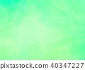 柔和的绿色背景 40347227