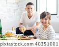 夫婦 一對 情侶 40351001