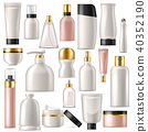 cosmetic, vector, bottle 40352190