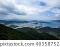 한려수도국립공원,통영시,한국 40358752