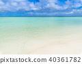 여름, 바다, 해변 40361782