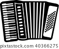 Accordion 40366275
