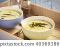 asparagus cheese creamy 40369386