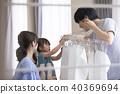 ครอบครัว,ซักผ้า,ซักรีด 40369694