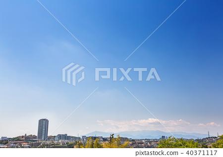 요코하마 교외의 풍경 40371117