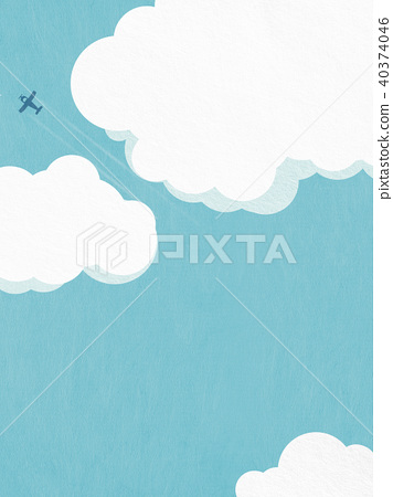 배경 - 여름 - 구름 40374046