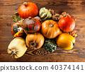 wooden, autumn, wood 40374141