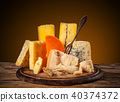 Various type of cheese 40374372