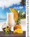Summer drink 40375385