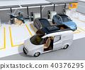 電動汽車 電動車 汽車 40376295