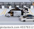 電動汽車 電動車 汽車 40376312