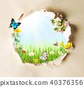 Spring time 40376356