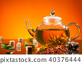 Blooming tea 40376444