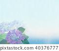 繡球花 花朵 花 40376777