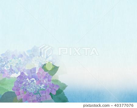 绣球花 花朵 花卉 40377076