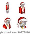 vector avatar robot 40379816