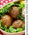 肉包饭饭盒 40380278