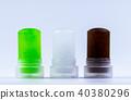 Ammonium alum deodorant stick. Antiperspirant 40380296