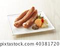 훈제 위너 (smoked wiener sausage) 40381720