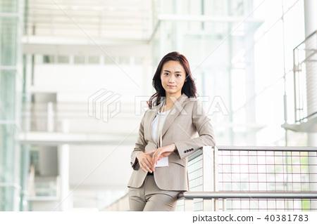 커리어우먼, 비즈니스우먼, 회사원 40381783