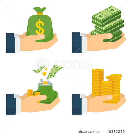 various kind of money 40382250