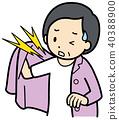 肩部疼痛 疼痛 哀痛 40388900
