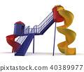 3d, playground, sport 40389977