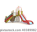 3d, playground, toy 40389982