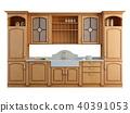classic kitchen 40391053