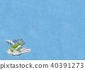 frog, frogs, leaf 40391273