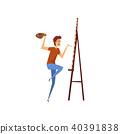 artist, painter, illustration 40391838