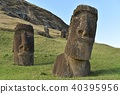 moai, the moai, moai statue 40395956