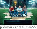 audience, football, group 40396222
