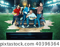 audience, football, group 40396364