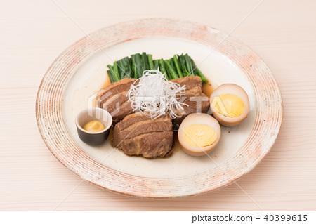 豬肉 東坡肉 角煮 40399615