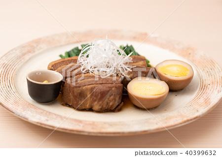 豬肉 東坡肉 角煮 40399632