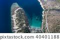 Aliki village. Thassos island, Greece 40401188