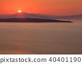 sunrise in Ionian Islands 40401190