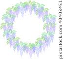 flower flowers wisteria 40403451