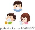 防寒(洗手,漱口,面膜) 40405027