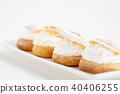 奶油泡芙 40406255