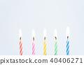 蠟燭 慶生 生日 40406271
