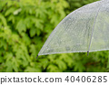 傘 雨季 梅雨 40406285