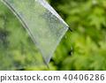 傘 雨季 梅雨 40406286