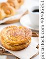 麵包 小甜麵包 丹麥甜糕餅 40406351